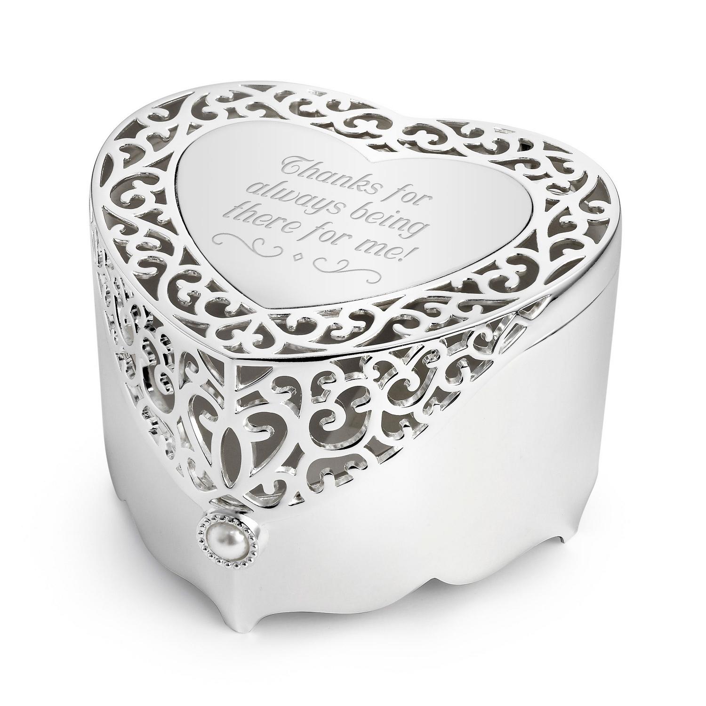 ed30d714f65fc Personalized Sterling Silver Flower Girl Bracelet