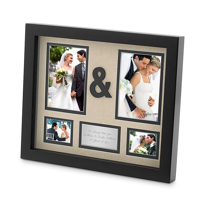 couple shadow box frame