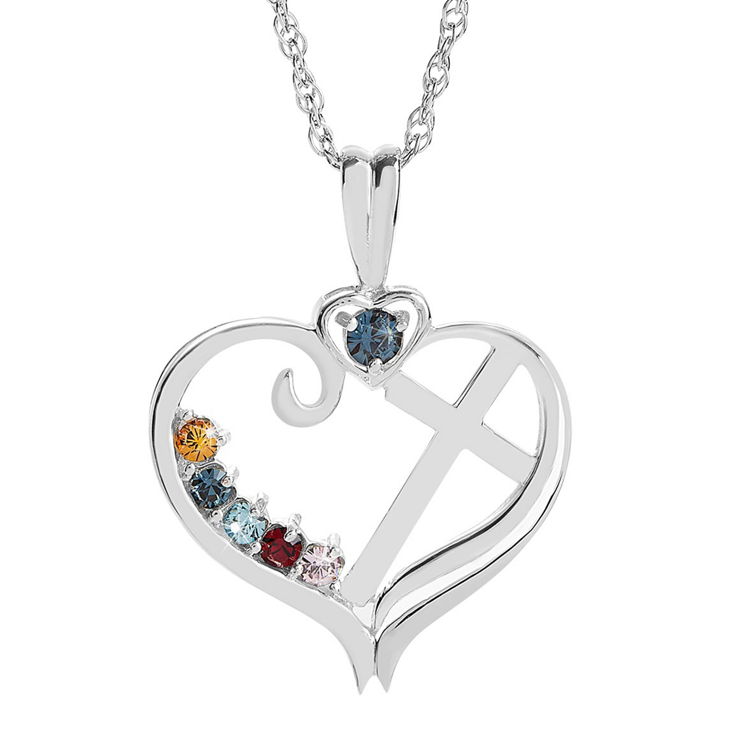 Personalized Birthstone Necklaces at Things Remembered