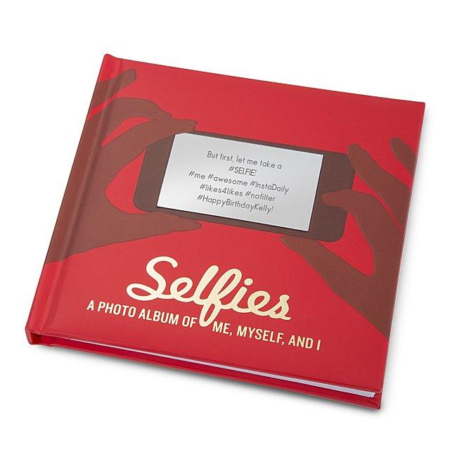 Personalized Selfie Photo Album