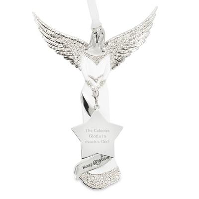 2015 make-a-wish angel ornament