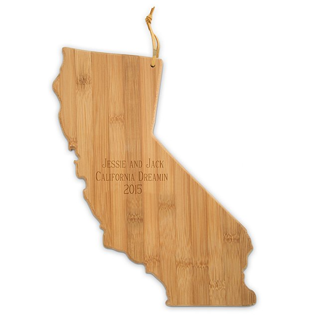 California Bamboo Cutting Board - Kitchen Tools & Accessorie