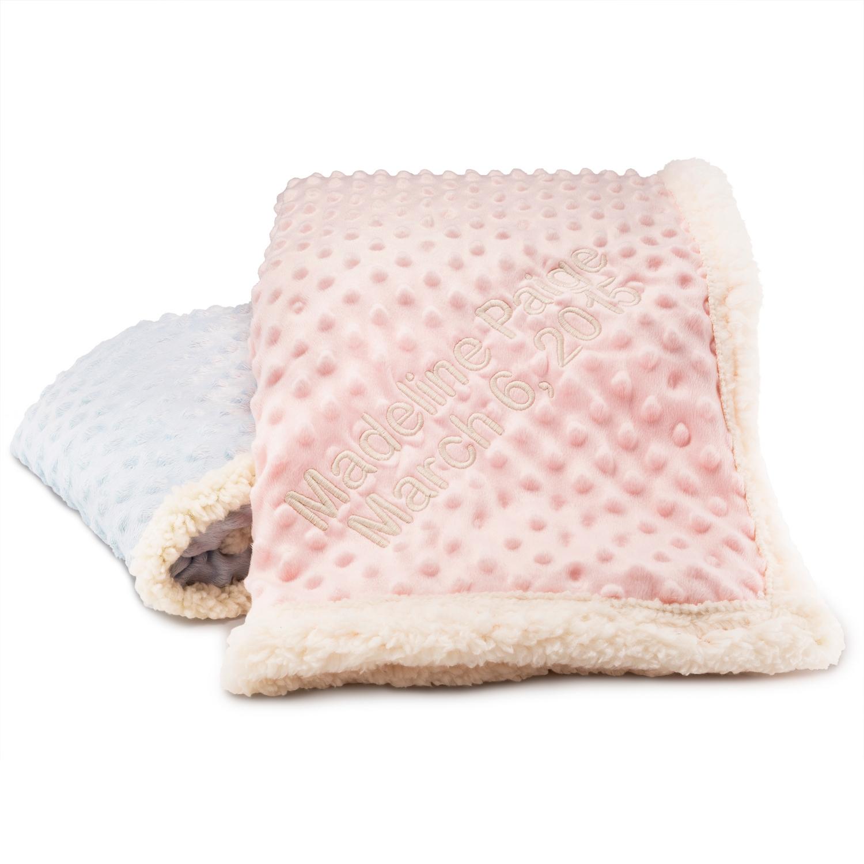 Sherpa Baby Blankets