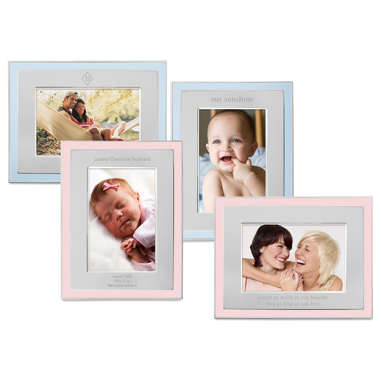 Enamel picture frames colorful enamel picture frames jeuxipadfo Choice Image