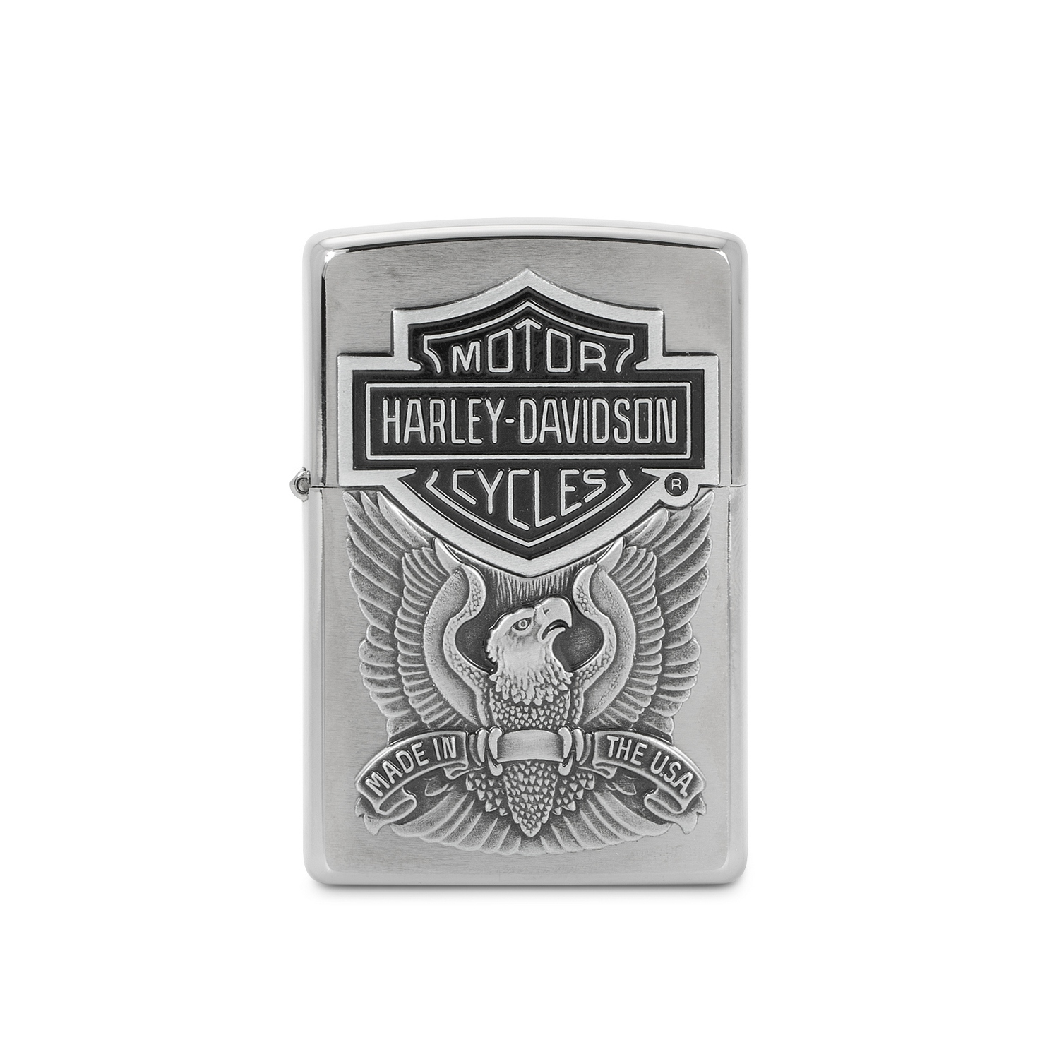 Engraved Lighters For Him At Things Remembered Zippo Gold Ice Harley Davidson Eagle Lighter