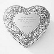 Personalized music boxes at things remembered for Things remembered jewelry box