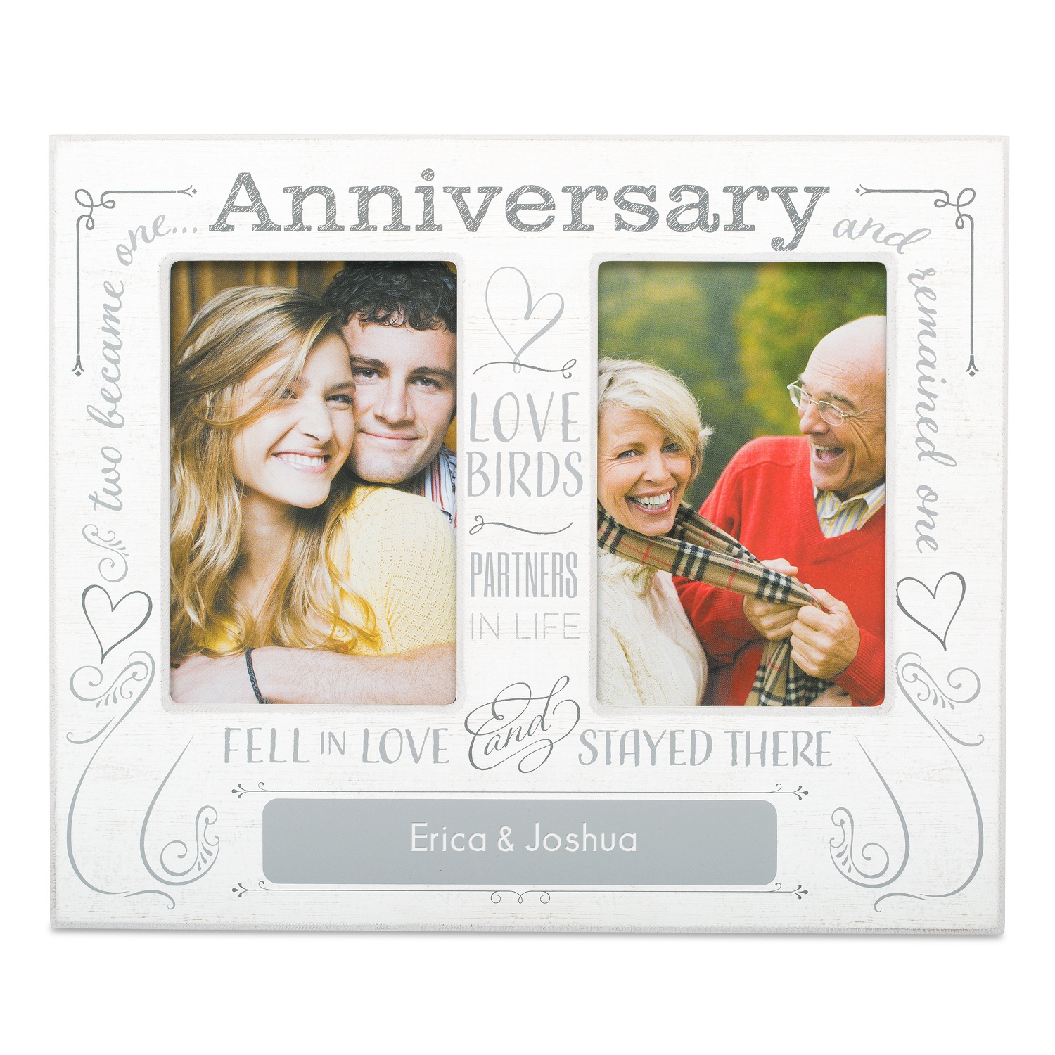 Wedding Anniversary Frames & Albums at Things Remembered