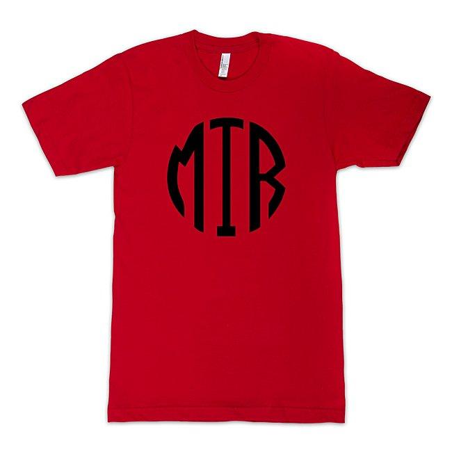 Red Medium Adult T-Shirt...