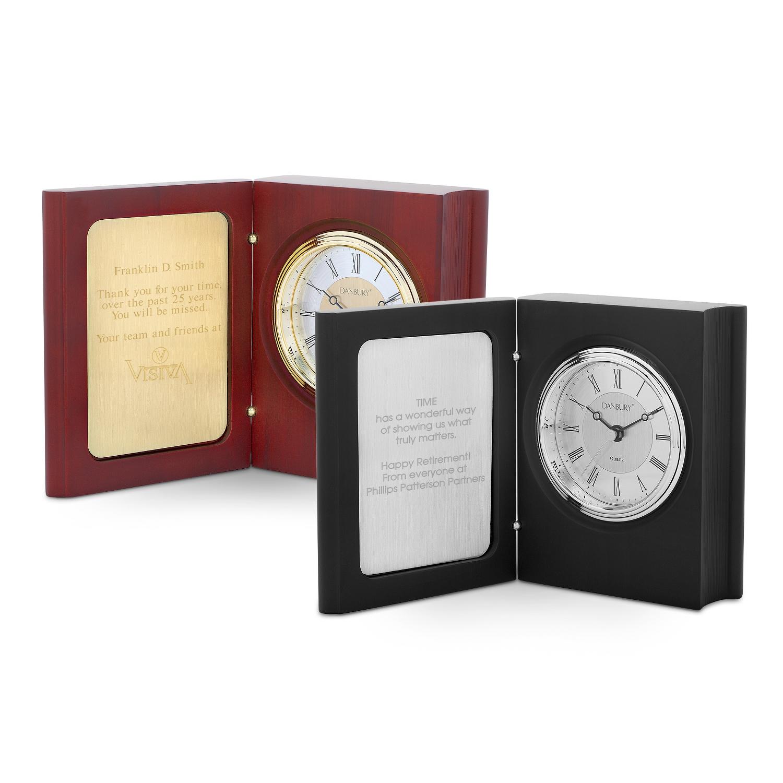 Book Clocks