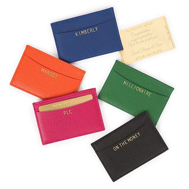 Colorful Leather Slim...