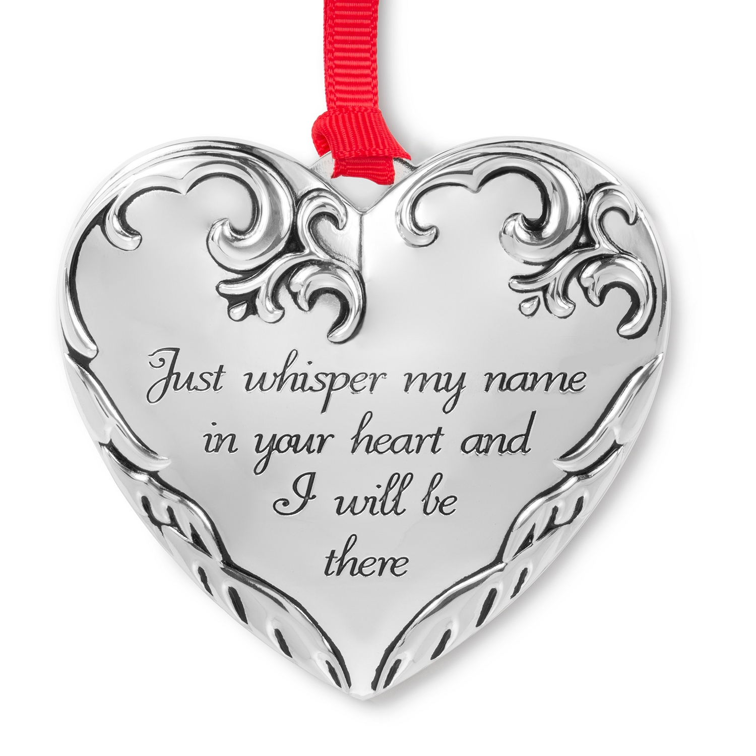 Memorial Photo Locket Ornament