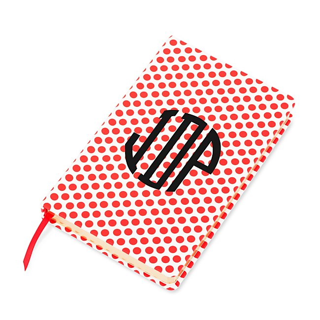 Pop Art Polka Dot Journal...