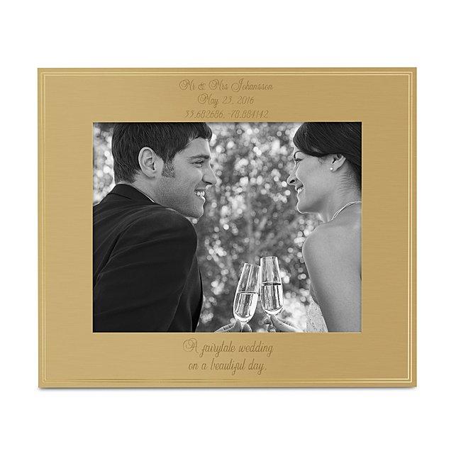 Tremont Gold 8x10 Frame...