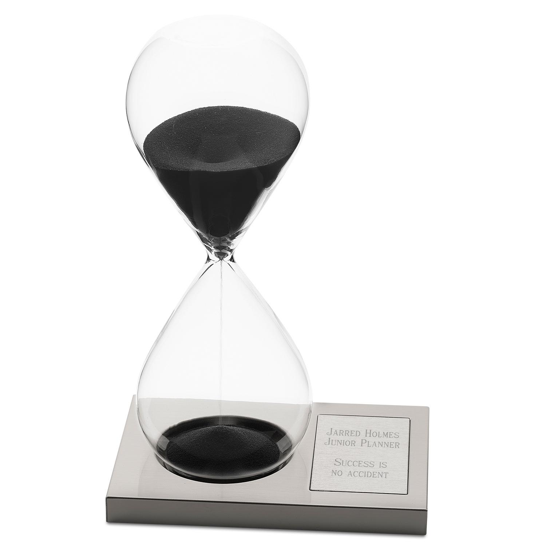 hour glass timer