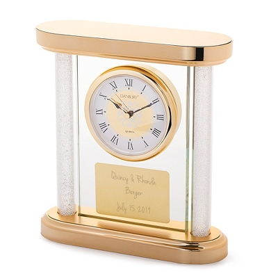 Panel Wedding Clock