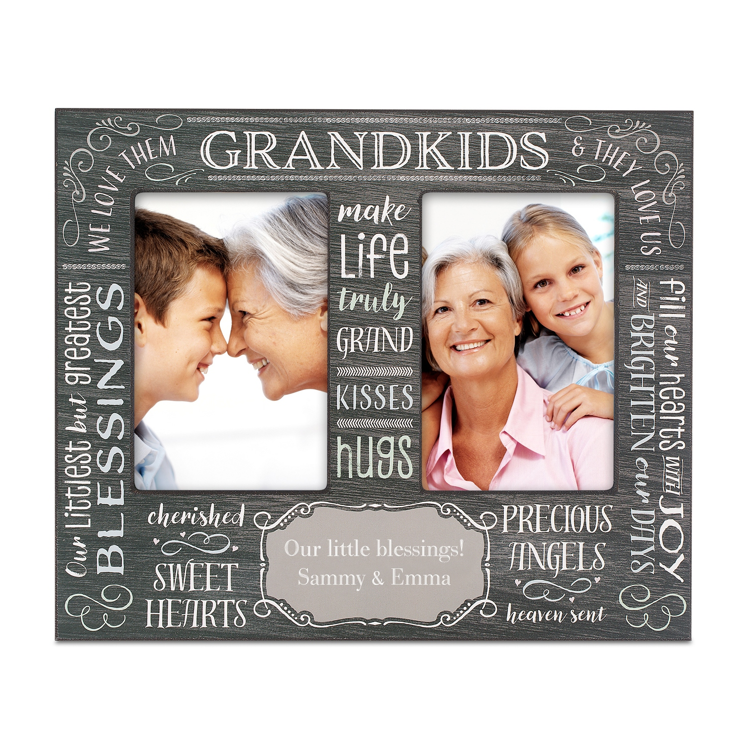 Double Opening Grandkids Frame