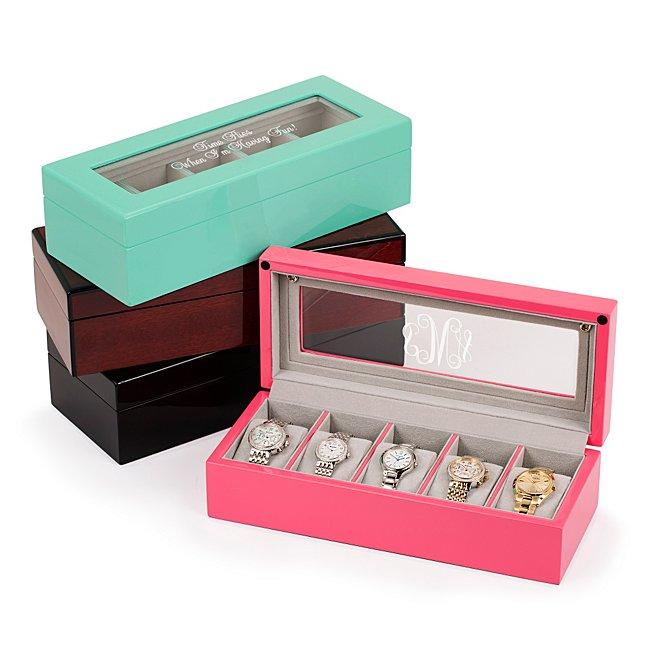 Lacquer Watch Boxes @...