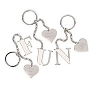 Personalized Key Chains For Her at Things Remembered