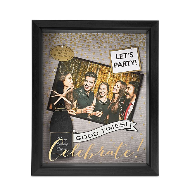 Celebrate Shadow Box...