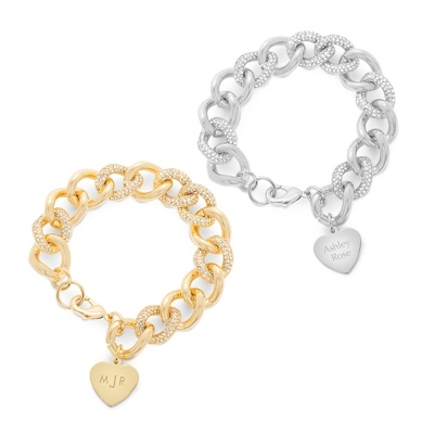 Personalized Bracelets at Things Remembered
