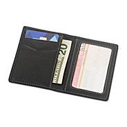 Personalized fossil watches and wallets at things remembered fossil lincoln black leather card case wallet colourmoves