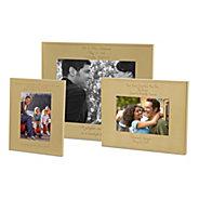 50th anniversary frame tremont gold frames
