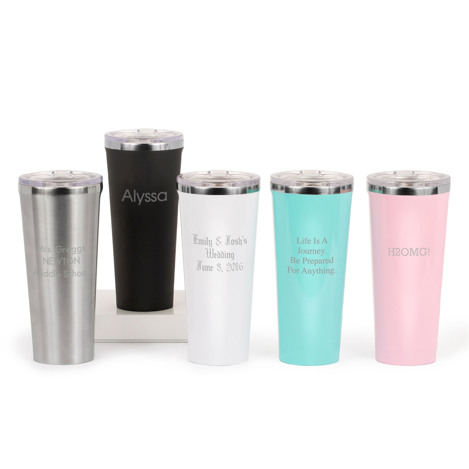 Corkcicle 24 Oz Stainless Steel Tumbler