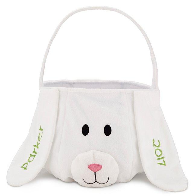 Bunny Easter Basket @...