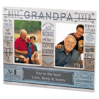 Grandpa Double-Opening Frame