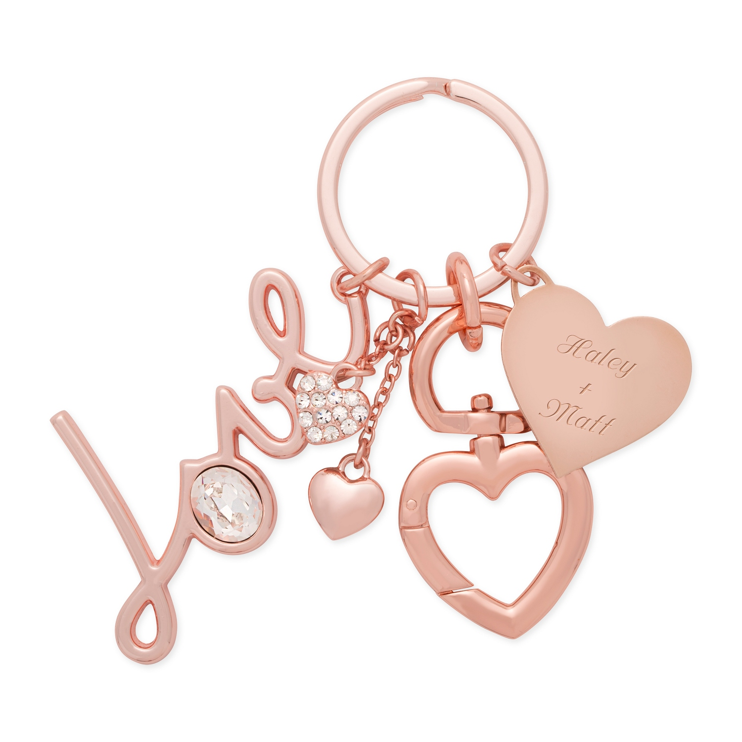 Personalized Key Chains For Her at Things Remembered 9ccdc584c