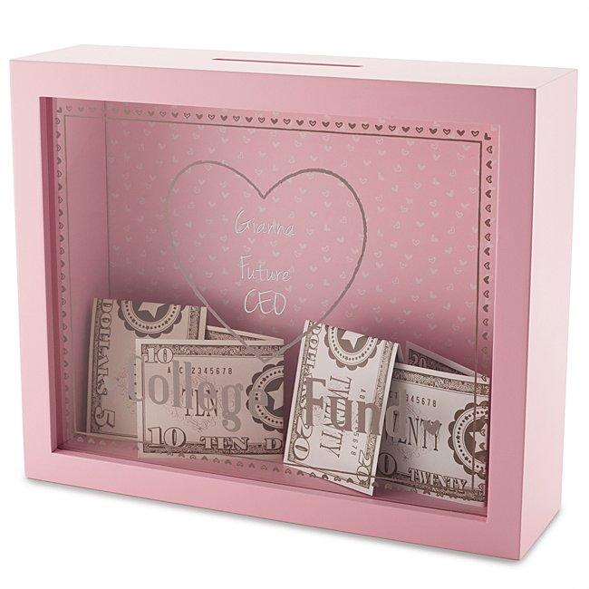 Pink Heart College Fund...