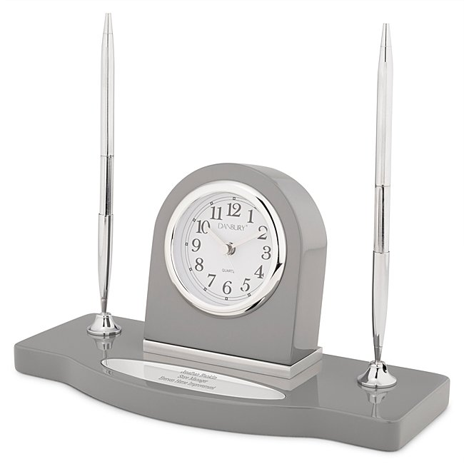 Grey Double-Pen Stand...
