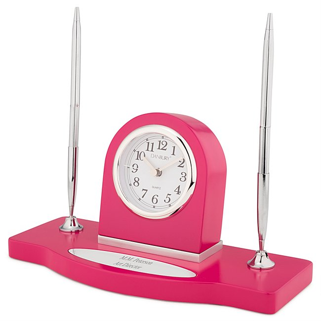 Pink Double-Pen Stand...