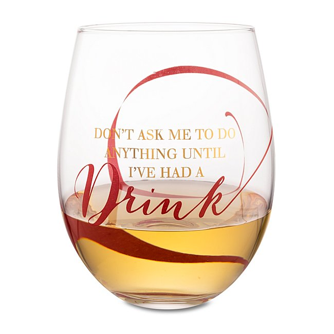That Kind of Day Stemless...