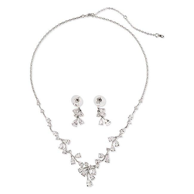 Crystal Vine Necklace...
