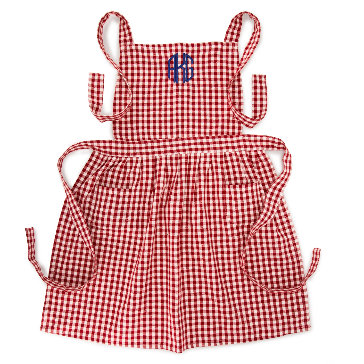 Red Gingham A