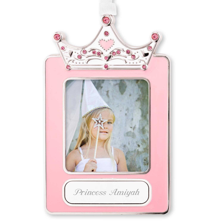 Princess Photo Frame Ornament