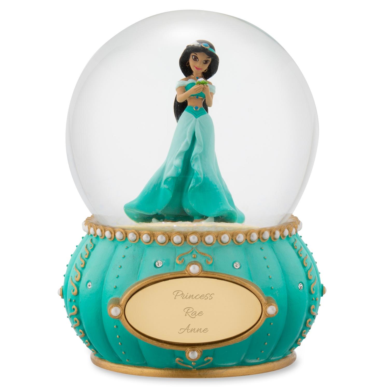 Disney Showcase Princess Jasmine Snow Globe