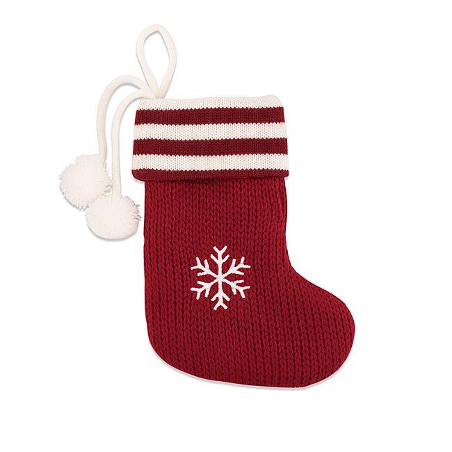 Mini Snowflake Stocking...