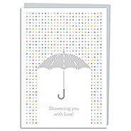 Happy anniversary cards at things remembered wedding shower greeting card m4hsunfo