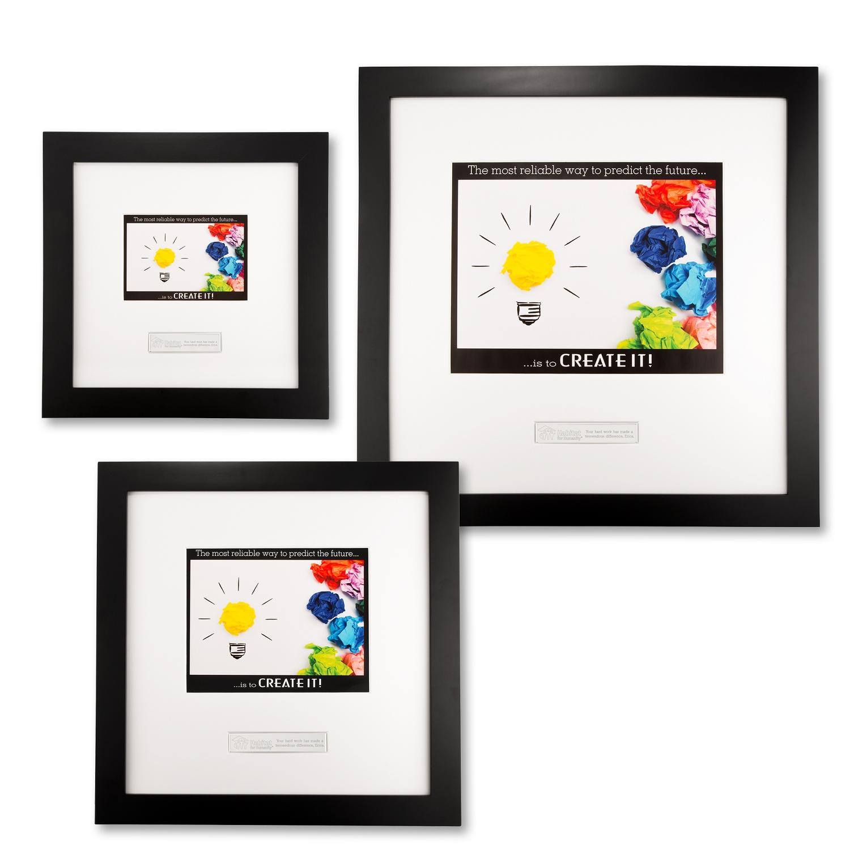 It motivational framed wall art create it motivational framed wall art jeuxipadfo Image collections