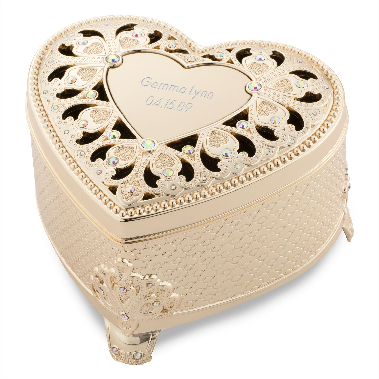 personalized keepsake boxes at things remembered