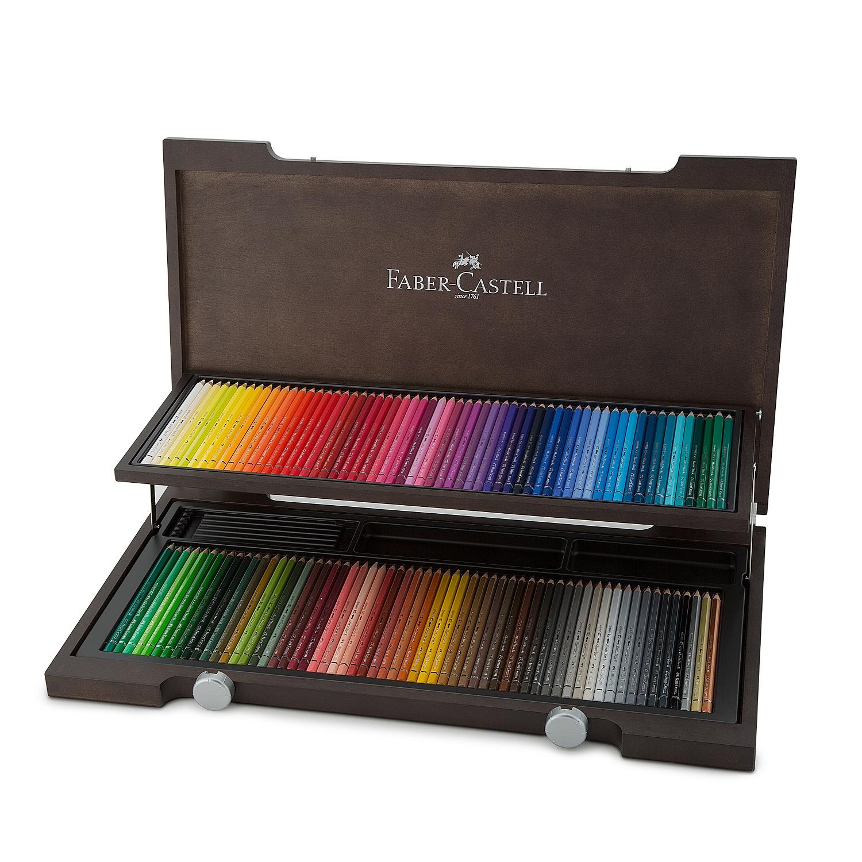 Castell 120 Piece Polychromos Artist Colored Pencils