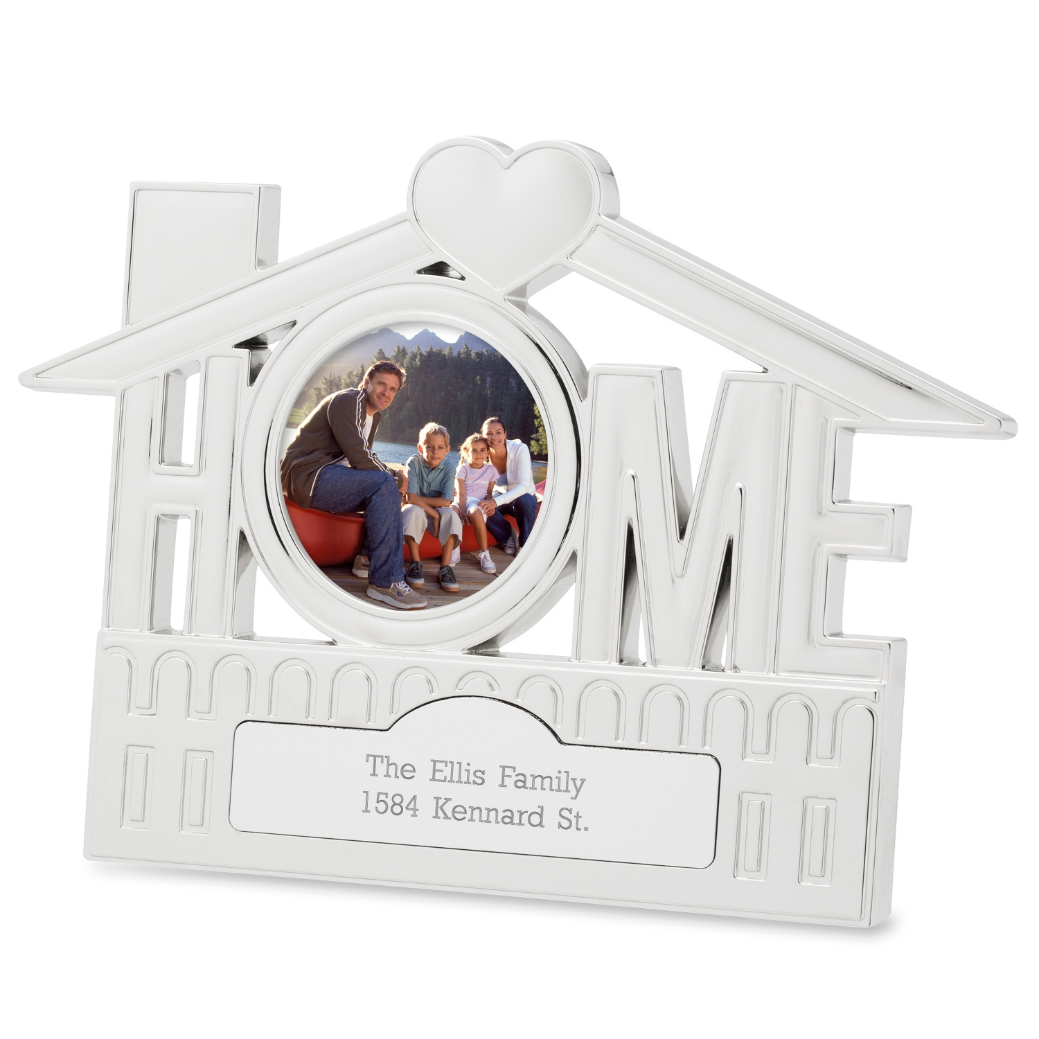 Home Cut Out Frame
