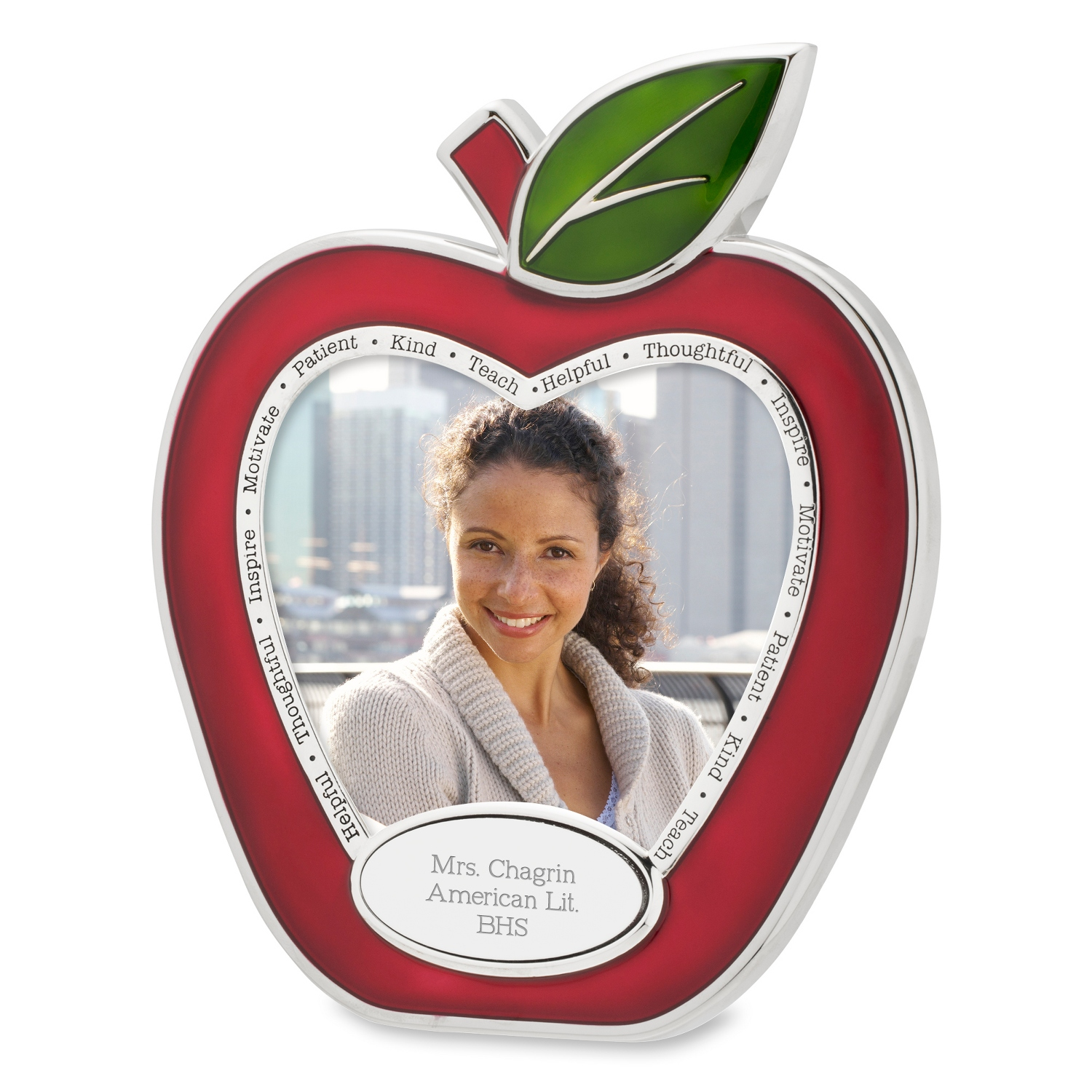 Teacher Apple Frame