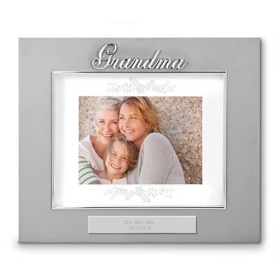 Grandma Grey Wood Frame