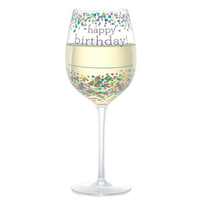 Happy Birthday Confetti...