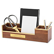 personalized desk accessories at things remembered