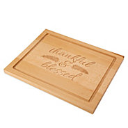 personalized cutting boards at things remembered