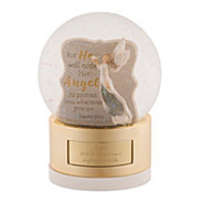 His Angels Musical Snow Globe ...